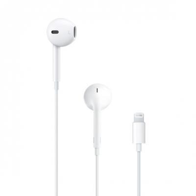Наушники Apple EarPods Lightning оригинал (MMTN2ZM/A)