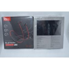 Спортивные наушники Bluetooth ISA BE-03 Красные