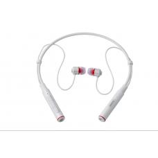 Спортивные наушники Bluetooth Remax Earphone RB-S6 Белого цвета