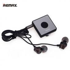 Спортивные наушники Bluetooth Remax RB-S3 Черные c серебристым