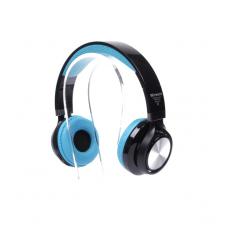 Наушники Bluetooth 5800X Синего цвета
