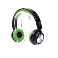 Наушники Bluetooth 5800X Зеленого цвета