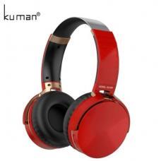 Наушники Bluetooth AZ-06 Красного цвета