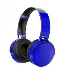 Наушники Bluetooth AZ-06 Синего цвета