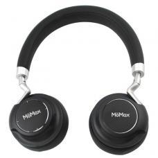 Наушники Bluetooth MoMax H-001 Черного цвета