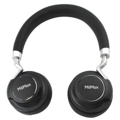 Наушники Bluetooth MoMax H-001 Черные