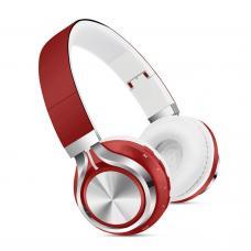 Наушники Bluetooth SK-01 Красного цвета