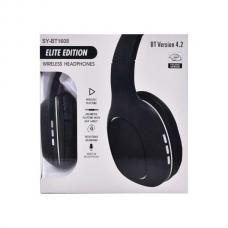 Наушники Bluetooth SY-BT1608 Черного цвета