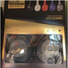 Наушники Bluetooth XB-1000 Серого цвета