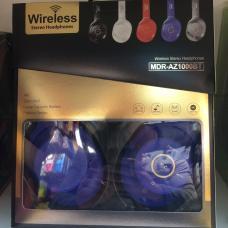 Наушники Bluetooth XB-1000 Синего цвета