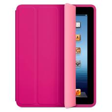 Чехол Apple Smart Case для iPad 2, 3, 4 Малиновый