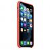 Силиконовый чехол Apple Silicon Case для iPhone 11 Pro Коралловый