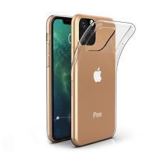 Прозрачный противоударный силиконовый чехол Infinity для iPhone 11 Pro Max