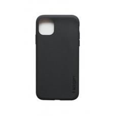 Силиконовый чехол Ultra Slim для iPhone 11 Pro Черного цвета