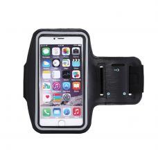 Чехол на руку, спортивный Oubala до 4 дюймов, Черный, на iPhone 5, 5s, SE