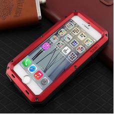 Бронированный чехол Lunatik Taktik Extreme для iPhone 6, 6s Красный