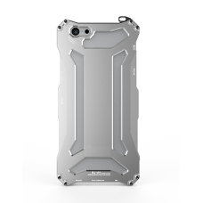 Бронированный чехол GaoDa Slim Waterproof для iPhone 6 Plus, 6s Plus Серебристый