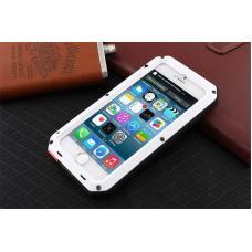Бронированный чехол Lunatik Taktik Extreme для iPhone 6 Plus, 6s Plus Белый