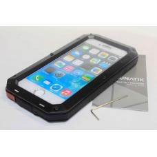 Бронированный чехол Lunatik Taktik Extreme для iPhone 6 Plus, 6s Plus Черный