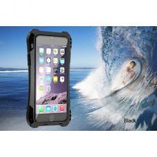 Бронированный чехол R-JUST Amira для iPhone 6 Plus, 6s Plus Черный