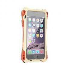 Бронированный чехол R-JUST Amira для iPhone 6 Plus, 6s Plus Золотой