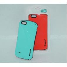 Пластиковый чехол Kingpad противоударный для iPhone 6 Plus, 6s Plus Бирюзовый