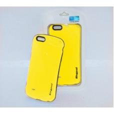 Пластиковый чехол Kingpad противоударный для iPhone 6 Plus, 6s Plus Желтый