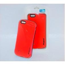 Пластиковый чехол Kingpad противоударный для iPhone 6 Plus, 6s Plus Красный