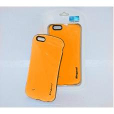 Пластиковый чехол Kingpad противоударный для iPhone 6 Plus, 6s Plus Оранжевый