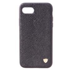 Чехол Yesido Lizard из эко-кожи для iPhone 6 Plus, 6s Plus Черный