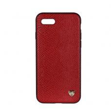 Чехол Yesido Lizard из эко-кожи для iPhone 6 Plus, 6s Plus Красный