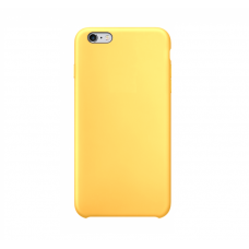 Чехол пластиковый Soft-Touch для iPhone 6 Plus, 6s Plus Желтый