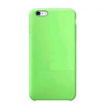 Чехол пластиковый Soft-Touch для iPhone 6 Plus, 6s Plus Зелёный