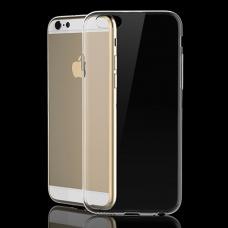 Ультратонкий силиконовый чехол Infinity для Iphone 6 Plus и 6s Plus Прозрачный