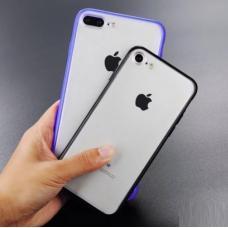 Чехол силиконовый Kuhan для iPhone 6 Plus, 6s Plus Черный