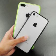 Чехол силиконовый Kuhan для iPhone 6 Plus, 6s Plus Желтый