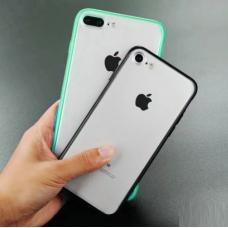 Чехол силиконовый Kuhan для iPhone 6 Plus, 6s Plus Голубой