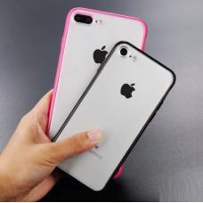 Чехол силиконовый Kuhan для iPhone 6 Plus, 6s Plus Розовый