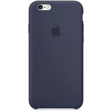 Чехол силиконовый Apple Silicon Case для iPhone 6 Plus, 6s Plus Темно-синий