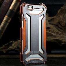 Бронированный чехол GaoDa Slim Waterproof для iPhone 8 Plus Оранжевый