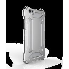 Бронированный чехол GaoDa Slim Waterproof для iPhone 8 Plus Серебристый