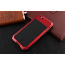 Бронированный чехол Lunatik Taktik Extreme для iPhone 8 Plus Красный