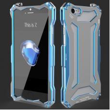 Бронированный чехол GaoDa Slim Waterproof для iPhone 8 Голубой