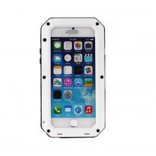 Бронированный чехол Lunatik Taktik Extreme для iPhone 7 Белый