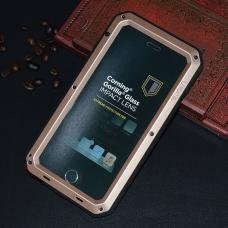 Бронированный чехол Lunatik Taktik Extreme для iPhone 8 Золотой