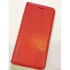 Чехол-книжка из эко-кожи Fashion Case для iPhone 7 Красный