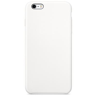 Пластиковый чехол Apple Soft Touch на iPhone 7 Белый