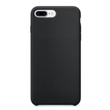 Пластиковый чехол Apple Soft Touch на iPhone 8 Plus Черный