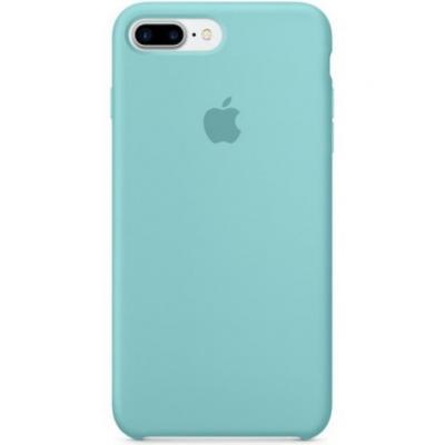 Силиконовый чехол Apple Silicon Case для iPhone 8 Plus Мятный