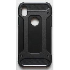 Противоударный чехол Forcell Armor для iPhone X Черный